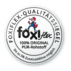 foxiflex - seal of Quality